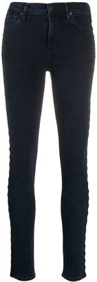 Citizens of Humanity Low-Waist Skinny Jeans
