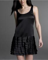 Express Ruffle-Skirt Tank Dress