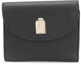 Furla Snap-Button Foldable Wallet