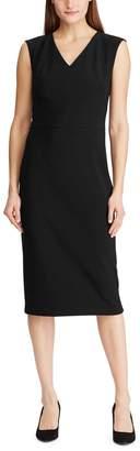 Lauren Ralph Lauren Short-Sleeve Bodycon Dress