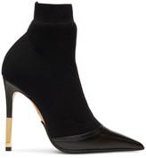 Balmain - Bottes noires Aurore Sock