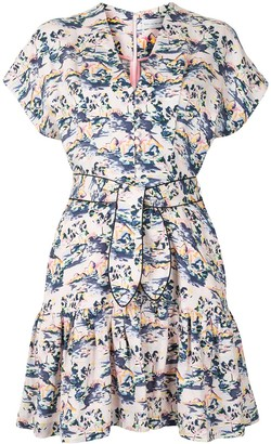 Rebecca Vallance Como mini dress