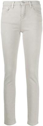Emporio Armani High-Waist Skinny Jeans