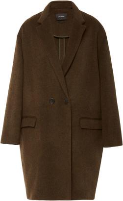 Isabel Marant Filipo Wool-Blend Coat