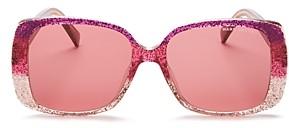 Marc Jacobs Women's Square Sunglasses, 55mm