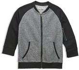 Sovereign Code Boys' Zip-Up Bomber - Big Kid
