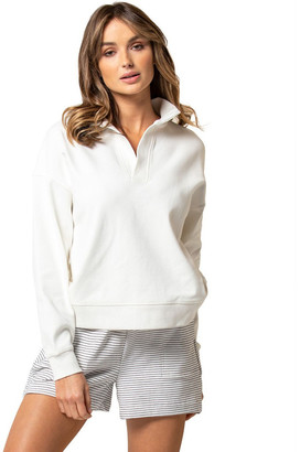 Forever New Olympia Collar Loungewear Jumper