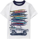 Gymboree Surf Jeep Tee