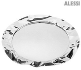 Alessi Foix - Stainless Steel Round Tray