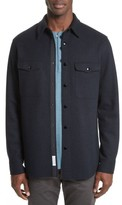 Rag & Bone Men's Raw Edge Shirt Jacket