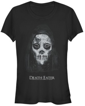 Fifth Sun Harry Potter Death Eater Big Face Women's Short Sleeve T-Shirt