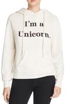 Wildfox Couture I'm A Unicorn Hoodie