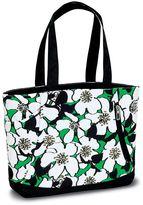 High Sierra shelby floral 15-in. laptop overnight travel bag - women