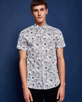 Ted Baker Floral print shirt