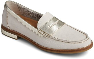 Sperry Seaport Penny Plush Loafer