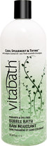 Vitabath Cool Spearmint & Thyme Bubble Bath