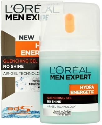 L'Oreal Men Expert Hydra Energetic Quenching Gel 50Ml