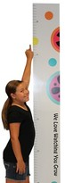 """One Grace Place Magical Michayla Growth Chart Decal - Multicolor (80 X 10 X 0.15"""")"""