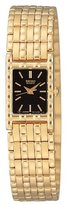 Seiko Women's SXG374 Dress Gold-Tone Watch