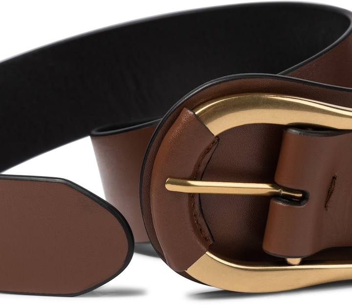 Thumbnail for your product : Zimmermann Leather belt