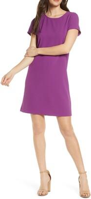 Chelsea28 Crepe Shift Dress