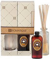Aromatique Southern Persimmon Reed Diffuser Set