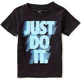 Nike Little Boys 2T-7 Warspeed Just Do It Short-Sleeve Tee