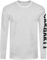 Carhartt College Logo T Shirt White