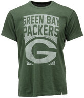 '47 Men's Green Bay Packers Billboard Scrum T-Shirt