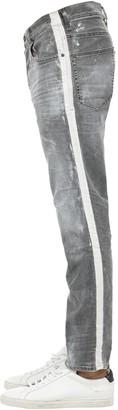 Diesel 17cm Cotton Denim Jeans