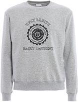 Saint Laurent Sweatshirt Molleton Iversite