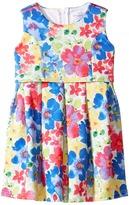 Us Angels Sleeveless Princess Bodice Popover Dress (Toddler)