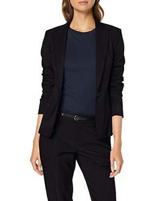 Scotch & Soda Maison Women's Classic Tailored Blazer Suit Jacket,16 (Size: X-Large)