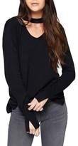 Sanctuary Women's Rebecca Choker Neck Sweater