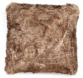 Nordstrom Cuddle Up Faux Fur Square Accent Pillow