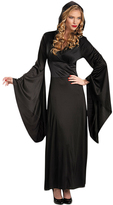 Disguise Hooded Robe Costume Outfit - Adult