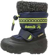 Kamik HATRICK GTX Winter boots navy/lime