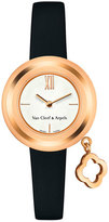 Van Cleef & Arpels Charms Pink Gold Mini Watch, 25mm