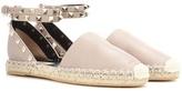 Valentino Garavani Rockstud espadrille sandals
