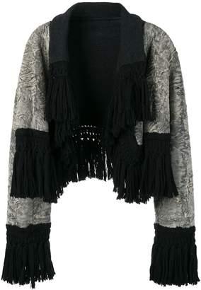 A.N.G.E.L.O. Vintage Cult reversible fur coat