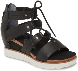 OTBT Riverfront Lace-Up Sandal