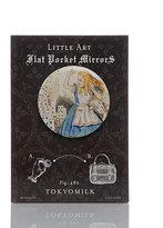 Tokyomilk - Colored Alice in Wonderland Flat Pocket Mirror - 1 ea