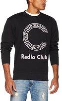 Carhartt Men's Ch Radio Club Logo Jumper,Medium