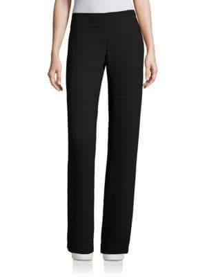 Vince Wide-Leg Side-Zip Trousers