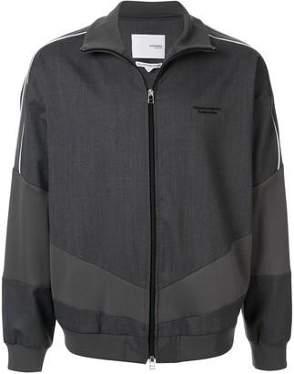 Yoshio Kubo Track Panelled Jacket