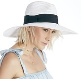 Sole Society Ultra Wide Sun Hat w/ Band