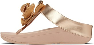 FitFlop Florrie Toe-Post Sandals