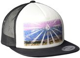 Volcom Junior's Night Shade Flat Billed Trucker Hat