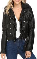 Free People Ashville Vegan Jacket