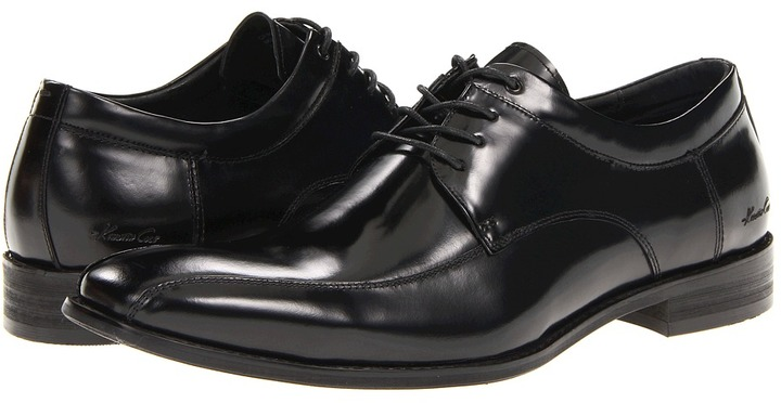 Kenneth Cole New York - Charge The Hill (Black) - Footwear
